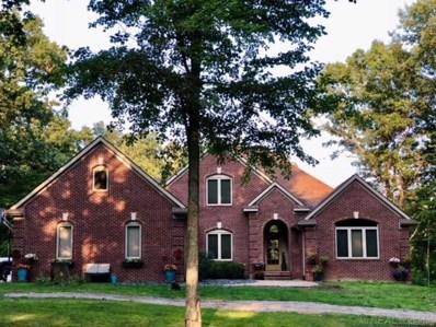 2700 Birch Grove, Addison Twp, MI 48370 - MLS#: 58031358067