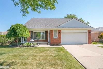 14231 Cranbrook, Sterling Heights, MI 48312 - MLS#: 58031358080