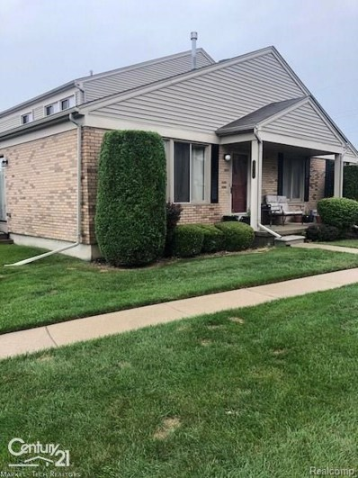 44528 Connecticut, Clinton Twp, MI 48038 - MLS#: 58031358123