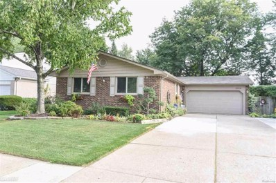 1664 Crimson, Troy, MI 48083 - MLS#: 58031358253