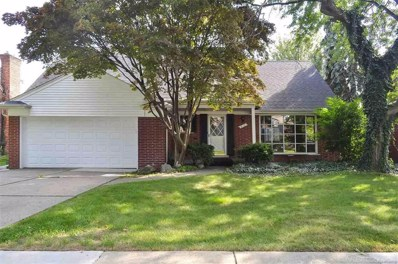 917 Moorland, Grosse Pointe Woods, MI 48236 - MLS#: 58031358283