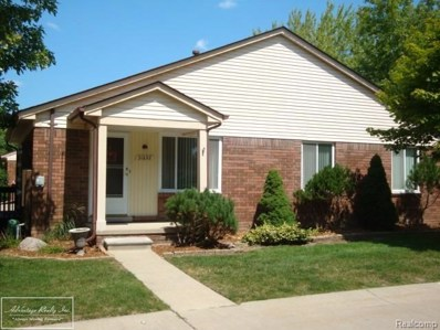 31652 Breezeway, Chesterfield Twp, MI 48047 - MLS#: 58031358284