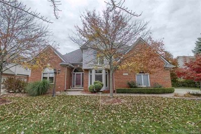48010 Vittorio, Shelby Twp, MI 48315 - MLS#: 58031358312
