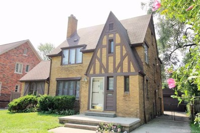 1415 Grayton, Grosse Pointe Park, MI 48230 - MLS#: 58031358321