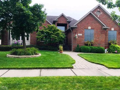 16126 Clinton Ave, Macomb Twp, MI 48042 - MLS#: 58031358461