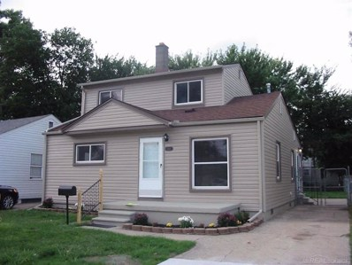 633 E Harwood, Madison Heights, MI 48071 - MLS#: 58031358491