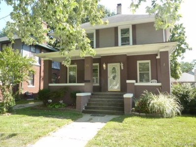 35 Moser Place, Mount Clemens, MI 48043 - MLS#: 58031358530