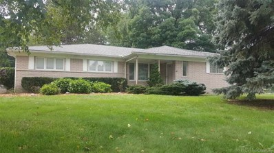 38431 Kelmar, Clinton Twp, MI 48036 - MLS#: 58031358593