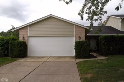17548 Edward Circle, Clinton Twp, MI 48038 - MLS#: 58031358611