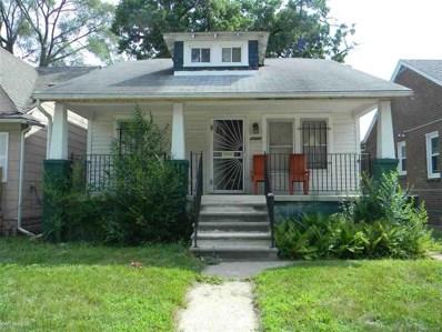 20002 Monica St, Detroit, MI 48221 - MLS#: 58031358688