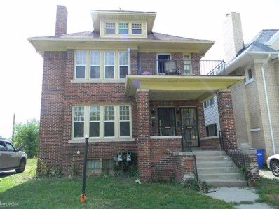 1159 Burlingame, Detroit, MI 48202 - MLS#: 58031358692