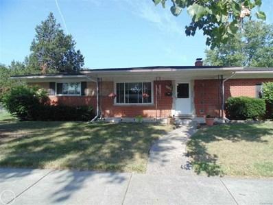25365 Cunningham Ave, Warren, MI 48091 - MLS#: 58031358709