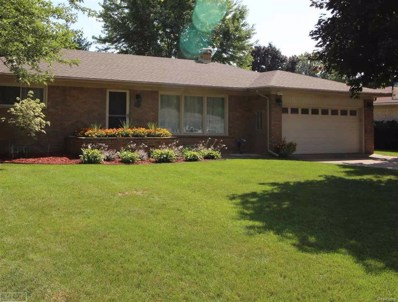 36720 Briarcliff, Sterling Heights, MI 48312 - MLS#: 58031358718