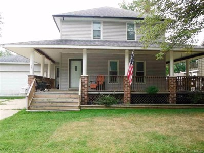 101 Clair St, Mount Clemens, MI 48043 - MLS#: 58031358810