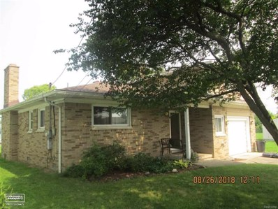 7260 Aqua Isle Dr, Clay Twp, MI 48001 - MLS#: 58031358821