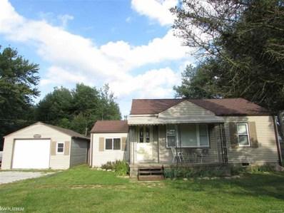 1810 Hickory, Kimball Twp, MI 48074 - MLS#: 58031358957