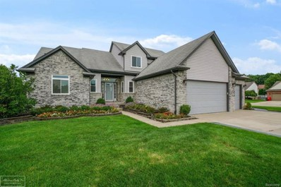 52103 Sycamore, Chesterfield Twp, MI 48047 - MLS#: 58031359194