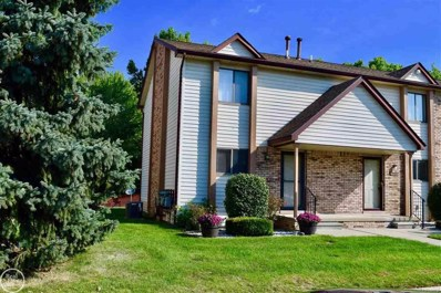 25863 New Forest Ct., Chesterfield Twp, MI 48051 - MLS#: 58031359203