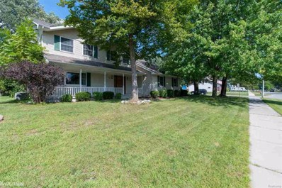 702 4TH Street, Marysville, MI 48040 - MLS#: 58031359274
