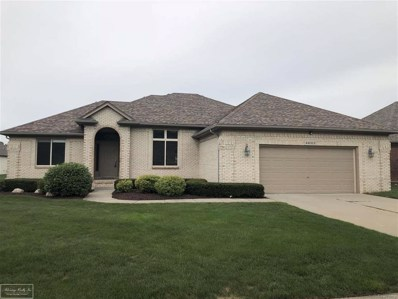 49313 Monte, Chesterfield Twp, MI 48047 - MLS#: 58031359306