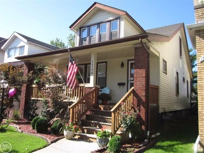 1435 Lakepointe, Grosse Pointe Park, MI 48230 - MLS#: 58031359334