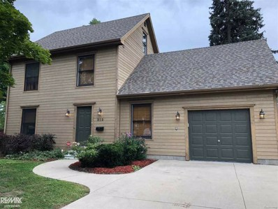919 Witherell, St Clair, MI 48079 - MLS#: 58031359351
