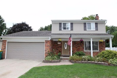 34724 Channing Way, New Baltimore, MI 48047 - MLS#: 58031359369