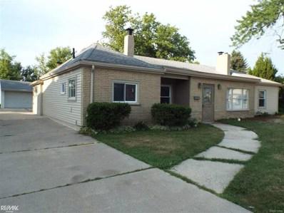 20820 Maple Street, St. Clair Shores, MI 48081 - MLS#: 58031359574