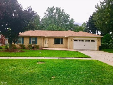 16046 Terra Bella, Clinton Twp, MI 48038 - MLS#: 58031359666