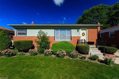 21561 Arrowhead Street, St. Clair Shores, MI 48082 - MLS#: 58031359840