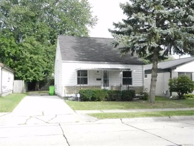 27320 Collingwood, Roseville, MI 48066 - MLS#: 58031360038