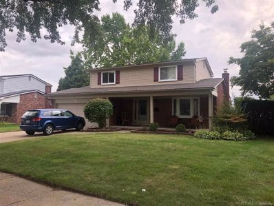 40345 Flagstaff, Sterling Heights, MI 48313 - MLS#: 58031360041