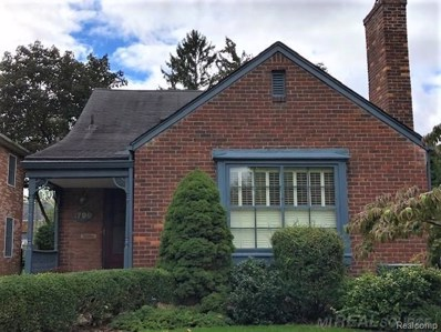1799 Manchester Blvd, Grosse Pointe Woods, MI 48236 - MLS#: 58031360083