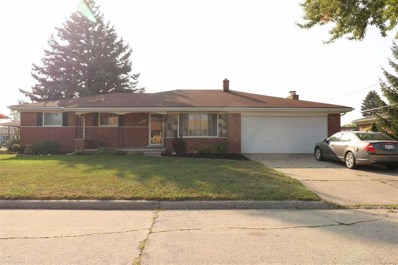 38041 Villa Mar, Harrison Twp, MI 48045 - MLS#: 58031360123
