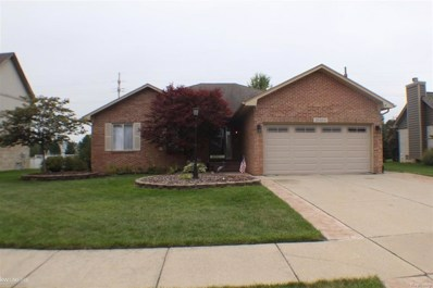 28484 Wales Dr, Chesterfield Twp, MI 48047 - MLS#: 58031360230