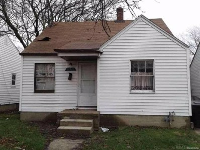 12848 Gable, Detroit, MI 48212 - MLS#: 58031360236