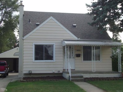 16116 Chesterfield, Eastpointe, MI 48021 - MLS#: 58031360264