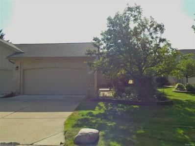 17696 Kirkwood E, Clinton Twp, MI 48038 - MLS#: 58031360281