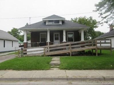 520 Ruby Street, Saginaw, MI 48602 - MLS#: 58031360283