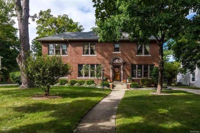 1239 Berkshire, Grosse Pointe Park, MI 48230 - MLS#: 58031360284