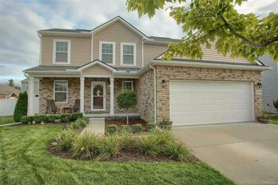 42824 Greystone, Sterling Heights, MI 48313 - MLS#: 58031360569