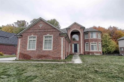 34397 Dante Dr., Chesterfield Twp, MI 48047 - MLS#: 58031360575