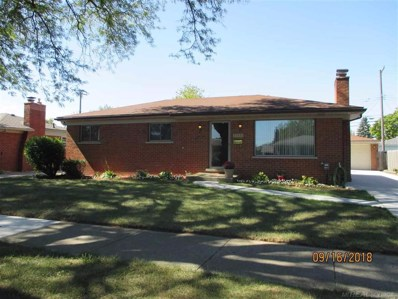 31551 Edwood Dr, Warren, MI 48088 - MLS#: 58031360605