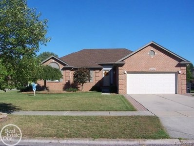 49248 Monte, Chesterfield Twp, MI 48047 - MLS#: 58031360643