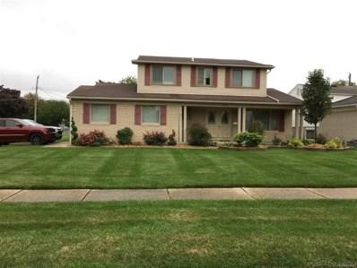 36542 Tarpon, Sterling Heights, MI 48312 - MLS#: 58031360649