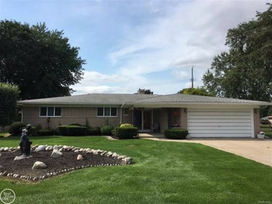 36453 Gregory Dr, Sterling Heights, MI 48312 - MLS#: 58031360653