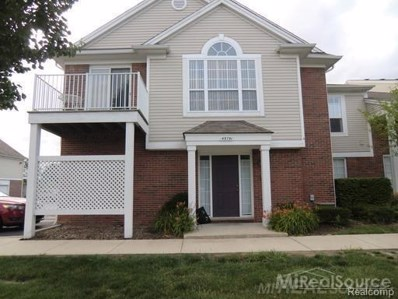 45751 Heather Ridge, Macomb Twp, MI 48044 - MLS#: 58031360685