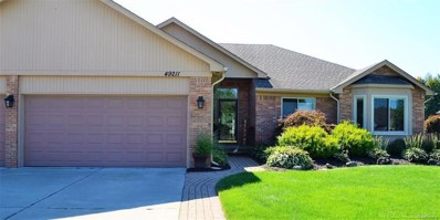 49211 Monte Rd, Chesterfield Twp, MI 48047 - MLS#: 58031360786