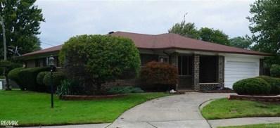 35625 Alta Vista Dr., Sterling Heights, MI 48312 - MLS#: 58031360869