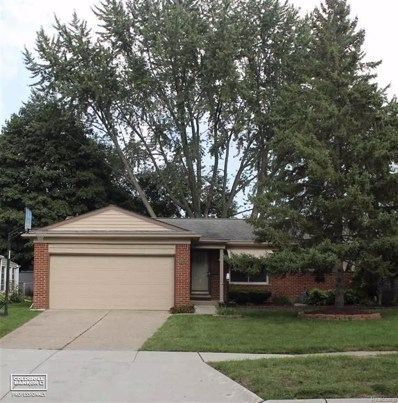 37158 Barrington Dr, Sterling Heights, MI 48312 - MLS#: 58031361038